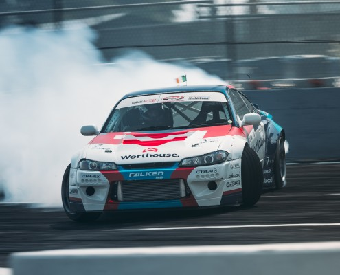 Falken Tyre - James Deane - 2017 Formula Drift Champion