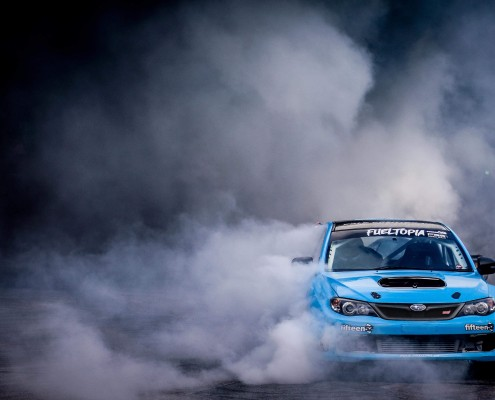 Jake Archer - Falken supports his return to Gymkhana GRiD