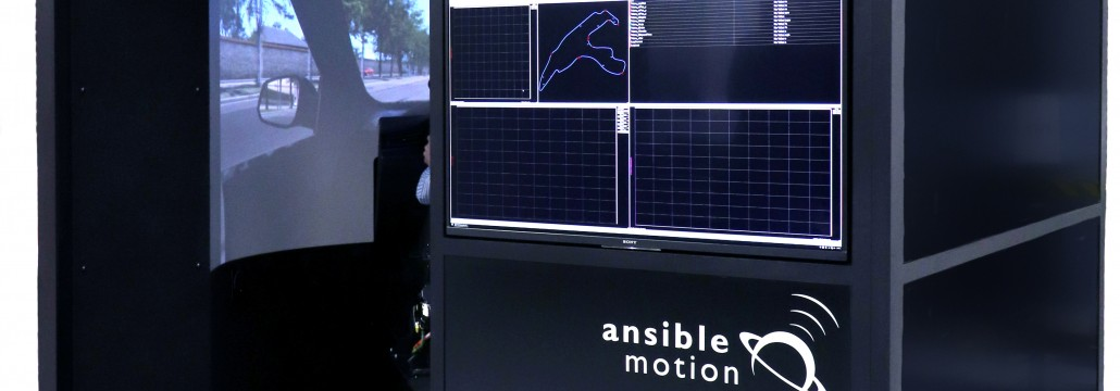 Ansible Motion Theta C simulator
