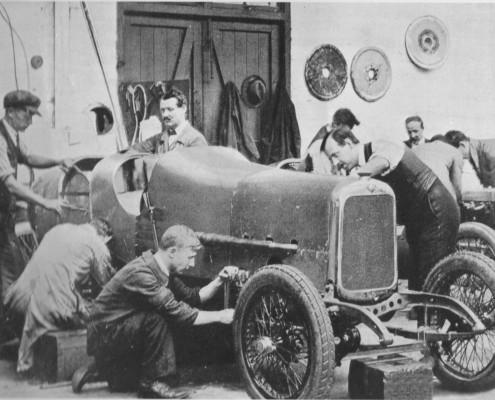 1923 - Alvis Works