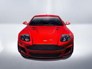 Aston Martin Vanquish 25 Front High