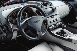Aston Martin Vanquish 25 Interior 2