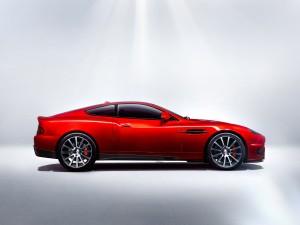 Aston Martin Vanquish 25 Side