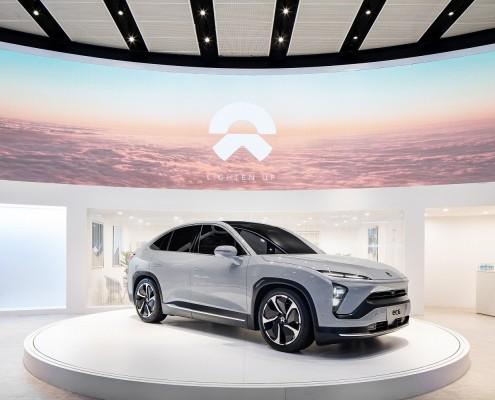EC6. 8 Chengdu Auto Show 2020