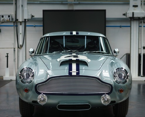 IVA DB4 GT front