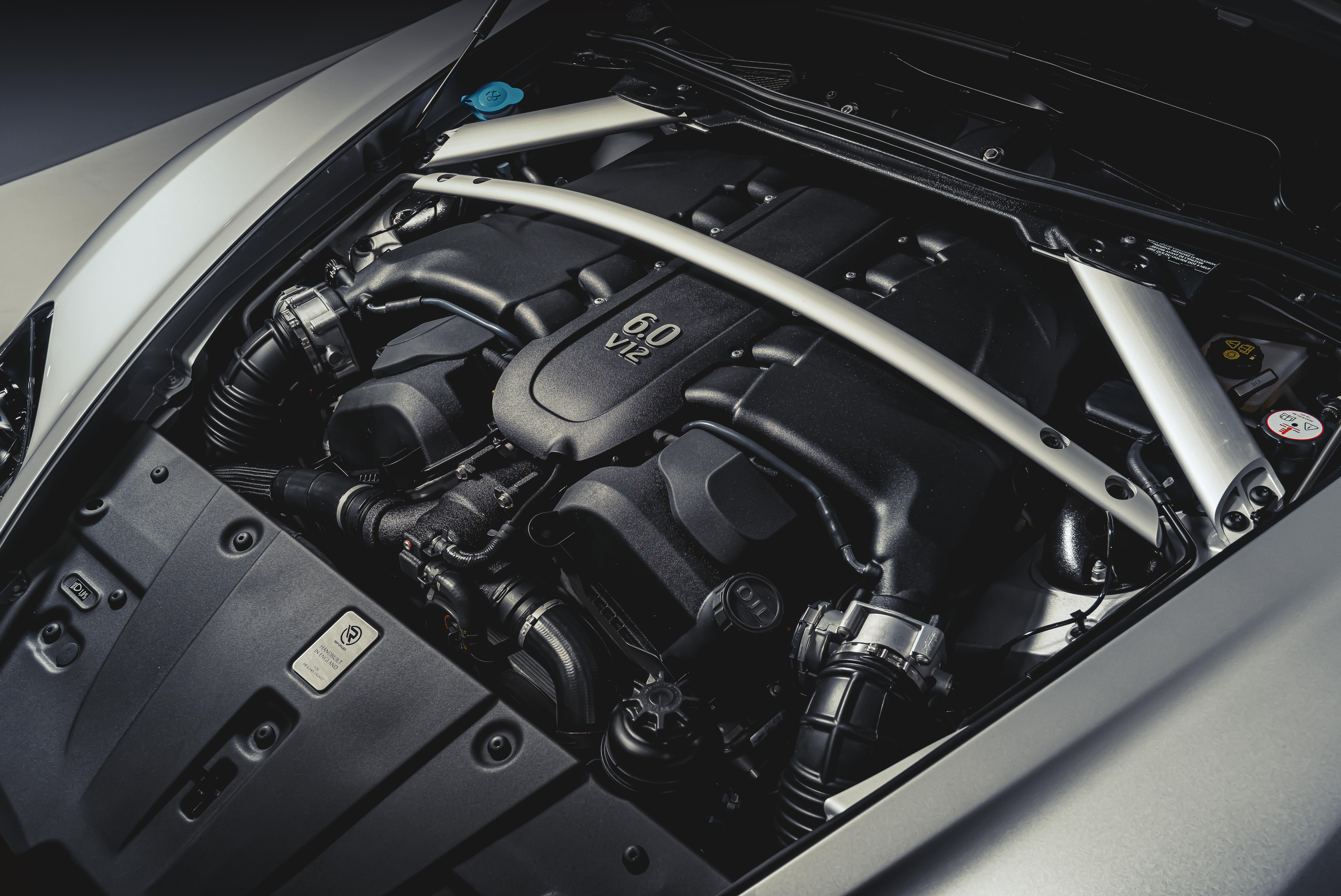 Elan Pr Revealed Aston Martin Vantage V12 Zagato Heritage Twins By R Reforged